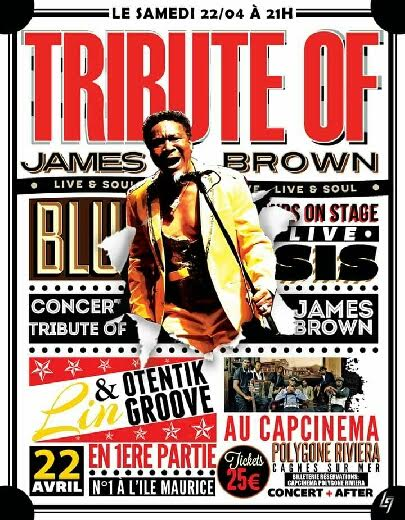 The James Brown Show