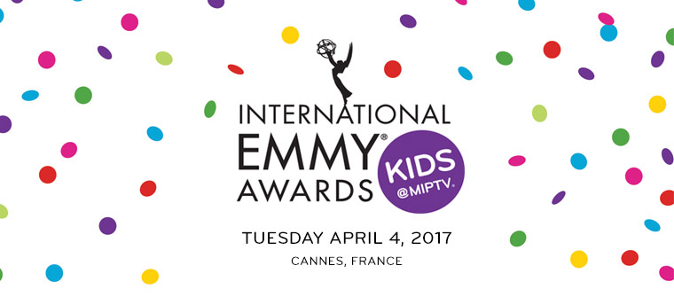 International Emmy® Kids Awards @MIPTV