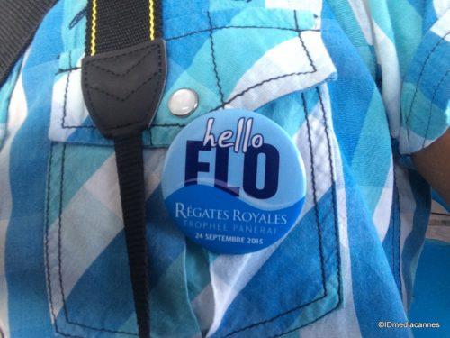 LES REGATES ROYALES 2015  & FLORENCE ARTHAUD