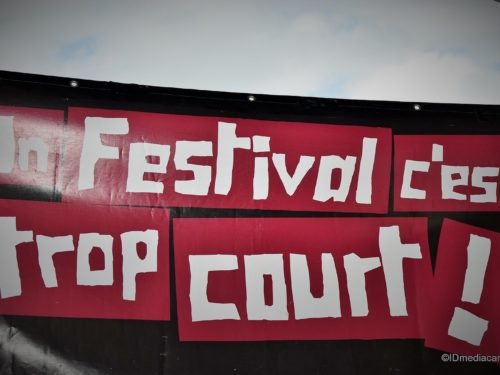 UN FESTIVAL C'EST TROP COURT !