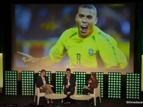 MIPTV 2016 – RONALDO – TV GLOBO SPORTS