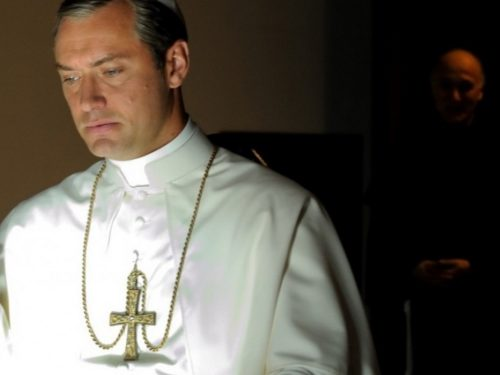MIPCOM 2016 – THE YOUNG POPE