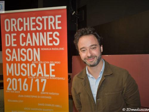 Benjamin LEVY – Chef d'Orchestre