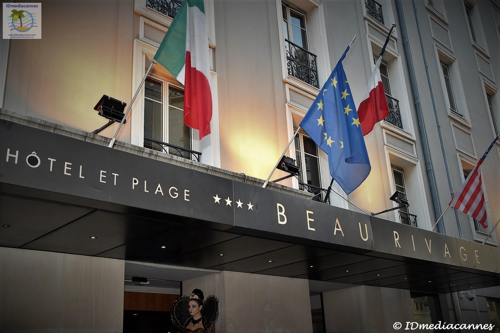 « Street Garden Party » Hôtel**** Beau Rivage – Nice
