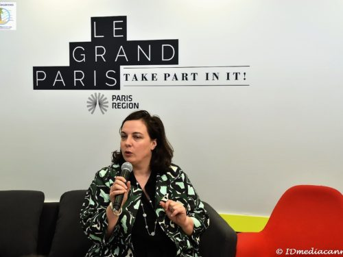 MIPIM 2017 – Emmanuelle COSSE