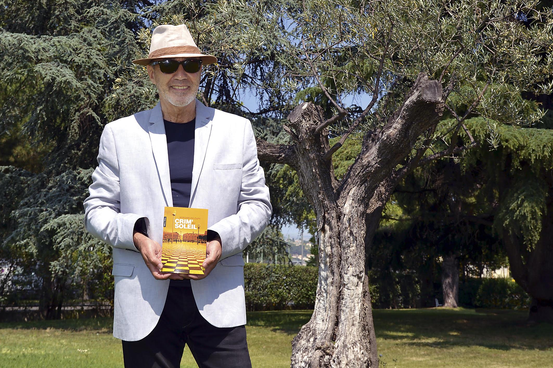 Bernard Deloupy - Nice Festival du Livre