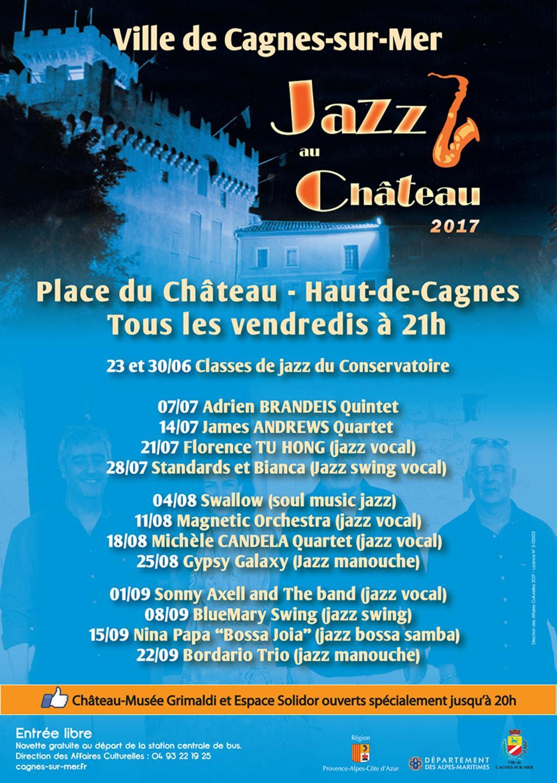 Jazz Cagnes-sur-Mer
