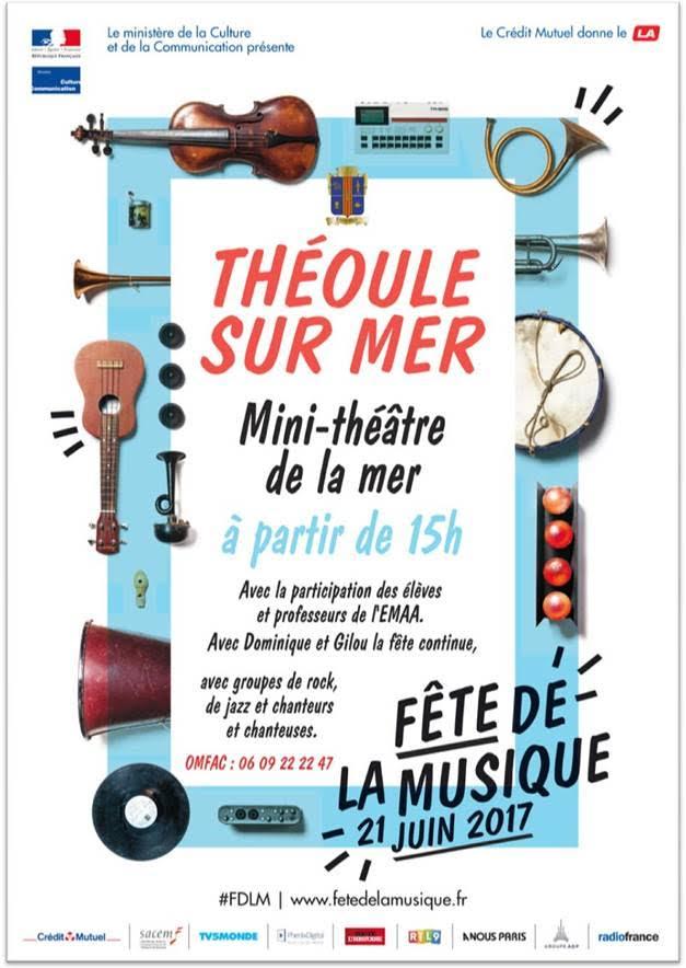 Fête de la Musique Théoule-sur-Mer