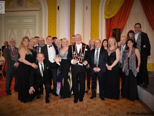 Ordre des Epicuriens – Soirée de Gala 2017 – NEGRESCO – Nice