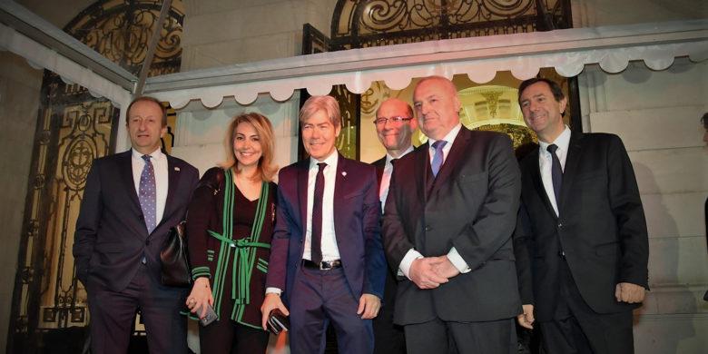 Vœux de la CCI Nice Côte d'Azur 2018
