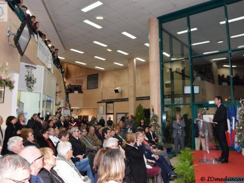 Cérémonie des vœux de la Faculté des Métiers Ecole Hôtelière de Cannes