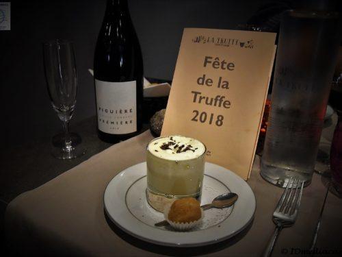 Sebastian Gaillard – La Truffe Noire 2018