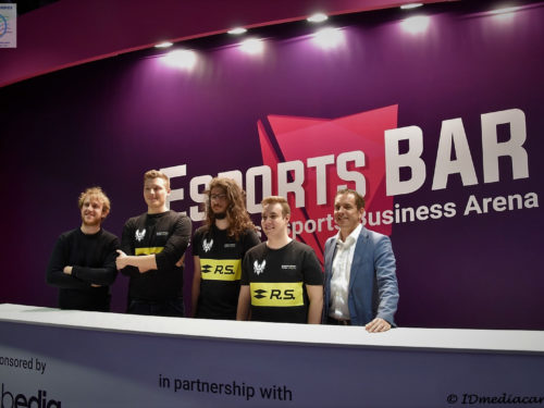 Esports Bar Cannes 2018 – Conférences & Forums