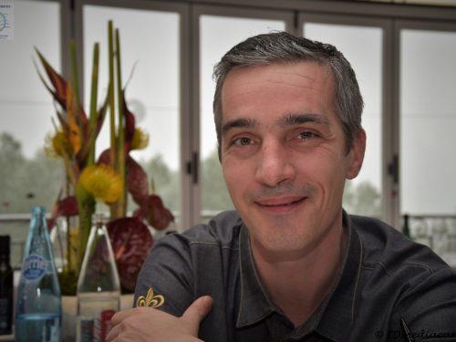 XAVIER BURELLE Chef Des Cuisines Au MAS CANDILLE