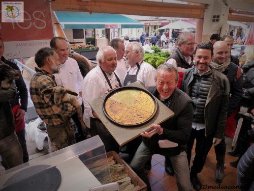 Inauguration CUISINE CANNOISE en fête 2018