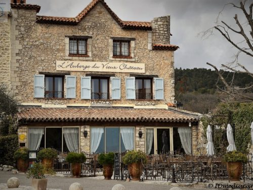 Chef Charly Morel – Auberge Du Vieux Château – Cabris