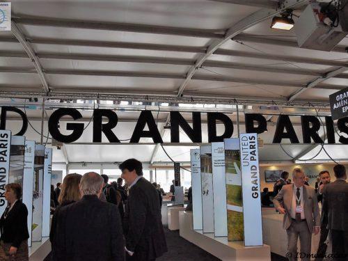 MIPIM 2018 – Métropole du Grand Paris & Patrick Ollier son Président