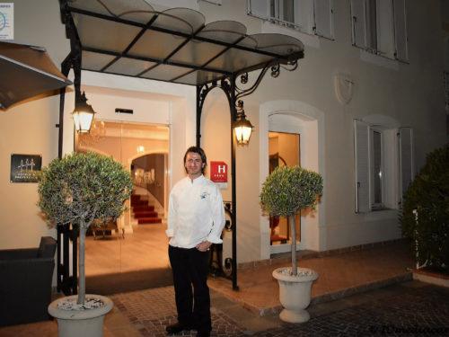 La Table du Château – Chef James Chauchat-Rozier