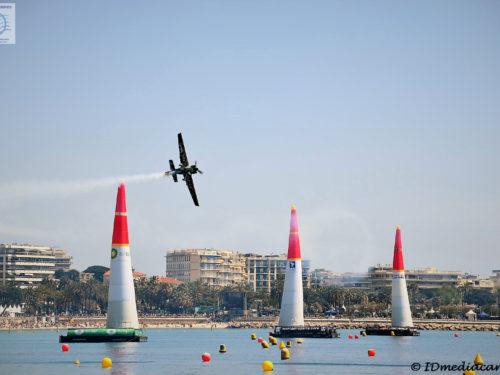 Red Bull Air Race à Cannes du 20 au 22 avril 2018