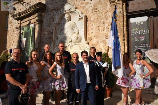 La Fête du Jasmin 3 au 5 août 2018 – Grasse … Le retour du Corso