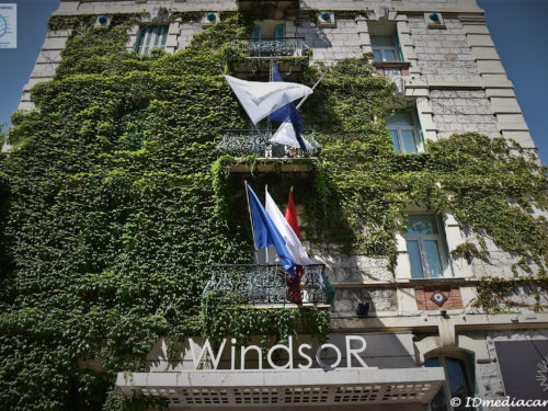 Un joyau caché au cœur de la ville …  le jardin de l'Hôtel Windsor – Nice
