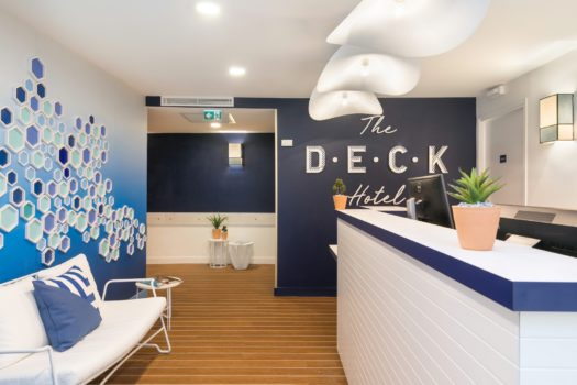 The Deck Hotel by HappyCulture – Nice