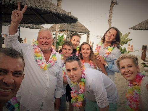 Beach Party de l'Ordre des Epicuriens – Retour en Images
