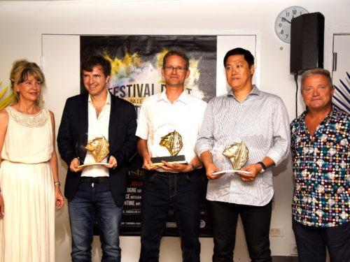 FESTIVAL D'ART PYROTECHNIQUE DE CANNES – PALMARES 2018