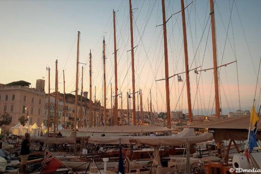 Régates Royales Cannes 2018 – Tapis Rouge pour 40 ans de Yachting
