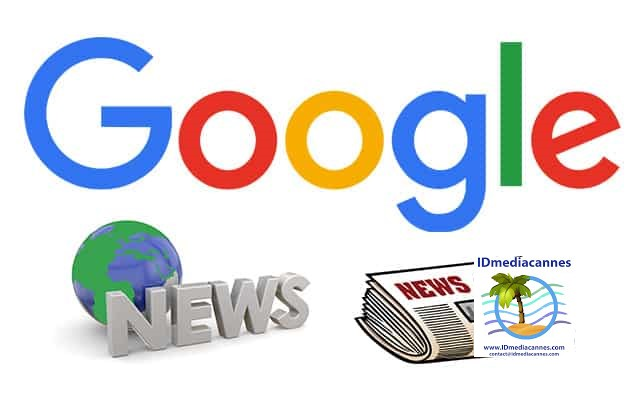 Retrouvez IDmediacannes sur Google News