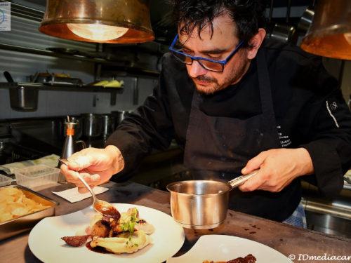 L'incontournable Sebastian Gaillard – Restaurant La Truffe – Aups 2018