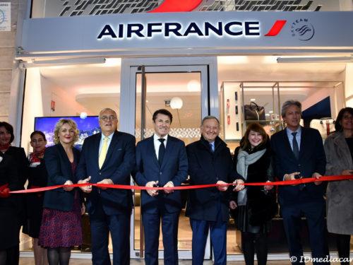 Agences Air France … de la nouveauté dans l'air …