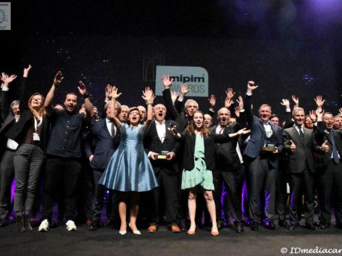 Mipim Awards 2019 … la France tire son épingle du jeu !