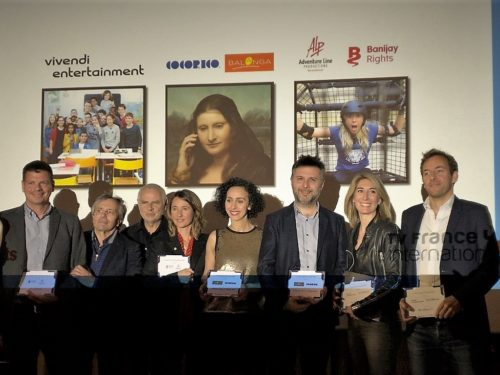 MIPFormats 2019 Lauréats des Prix Formats