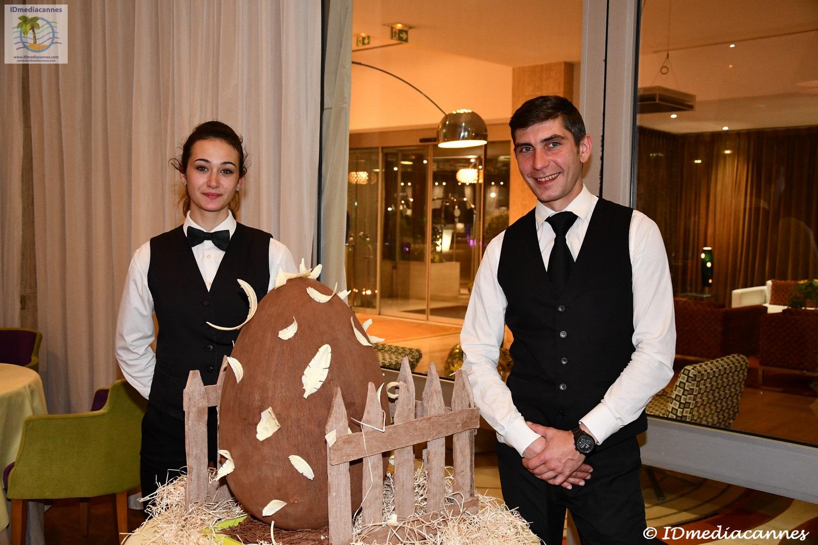Fêtons Pâques au Park 45 ! …                  Grand Hôtel Cannes