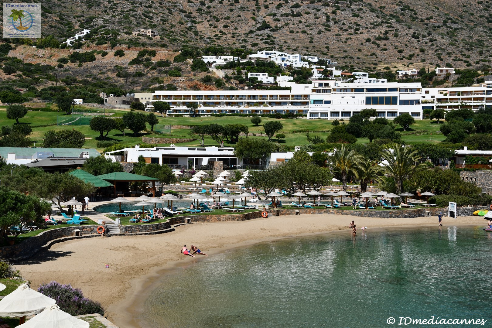 elounda mare hotel*****  Relais & Châteaux – Crète