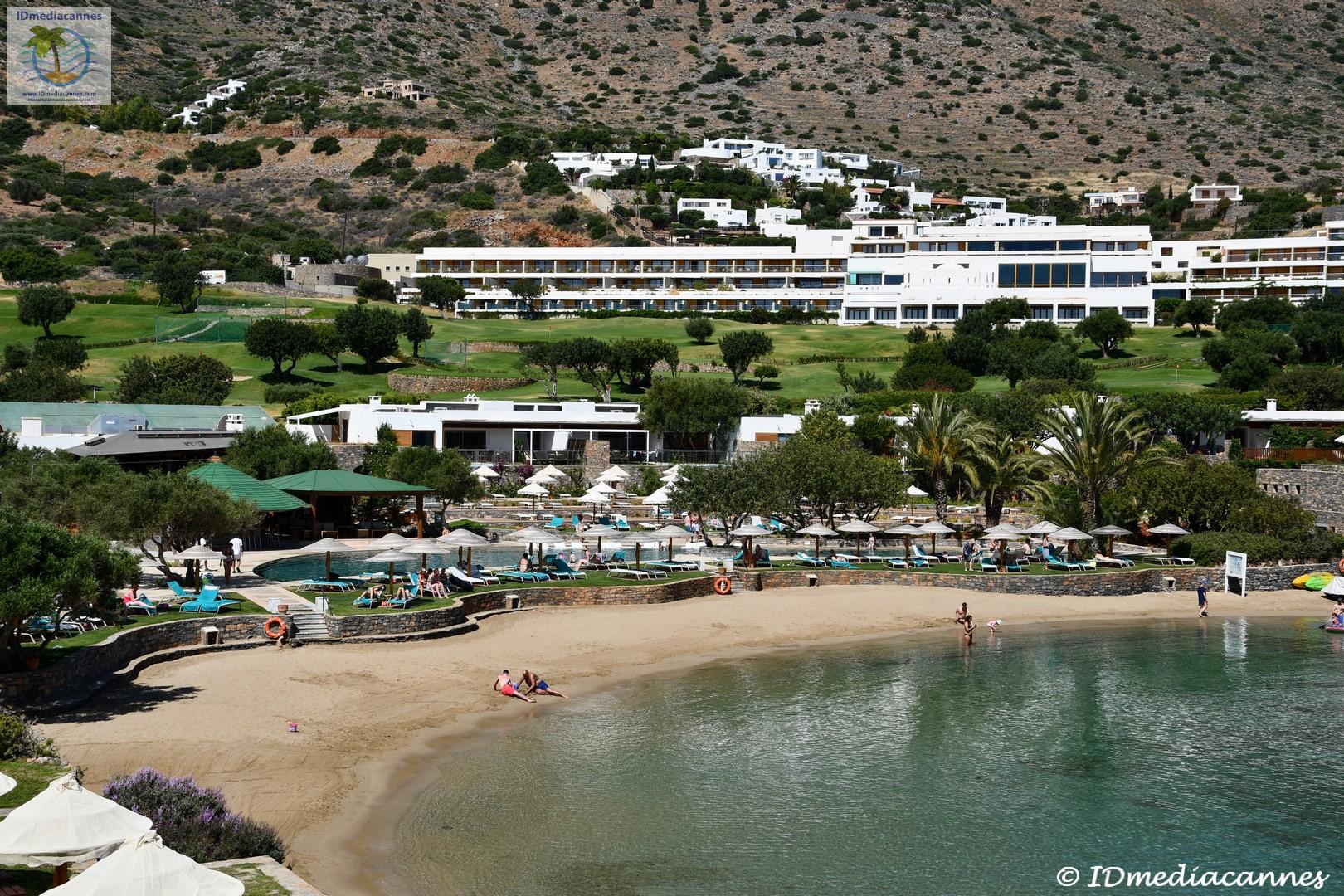 elounda mare hotel***** & Relais Châteaux – Crète