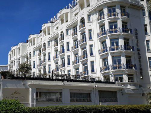 YANN GILLET … nouveau Directeur Général de l'Hôtel***** Martinez