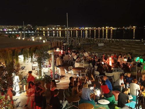 La Suède illumine le 3.14 Beach …