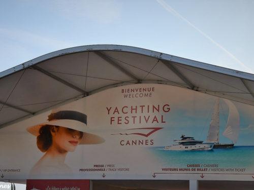 Cannes Yachting Festival … l'écologie a le vent en poupe !