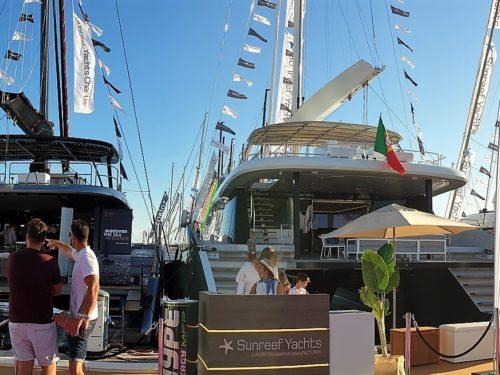 Cannes Yachting Festival 2019 – Présentation de L'Amel 60
