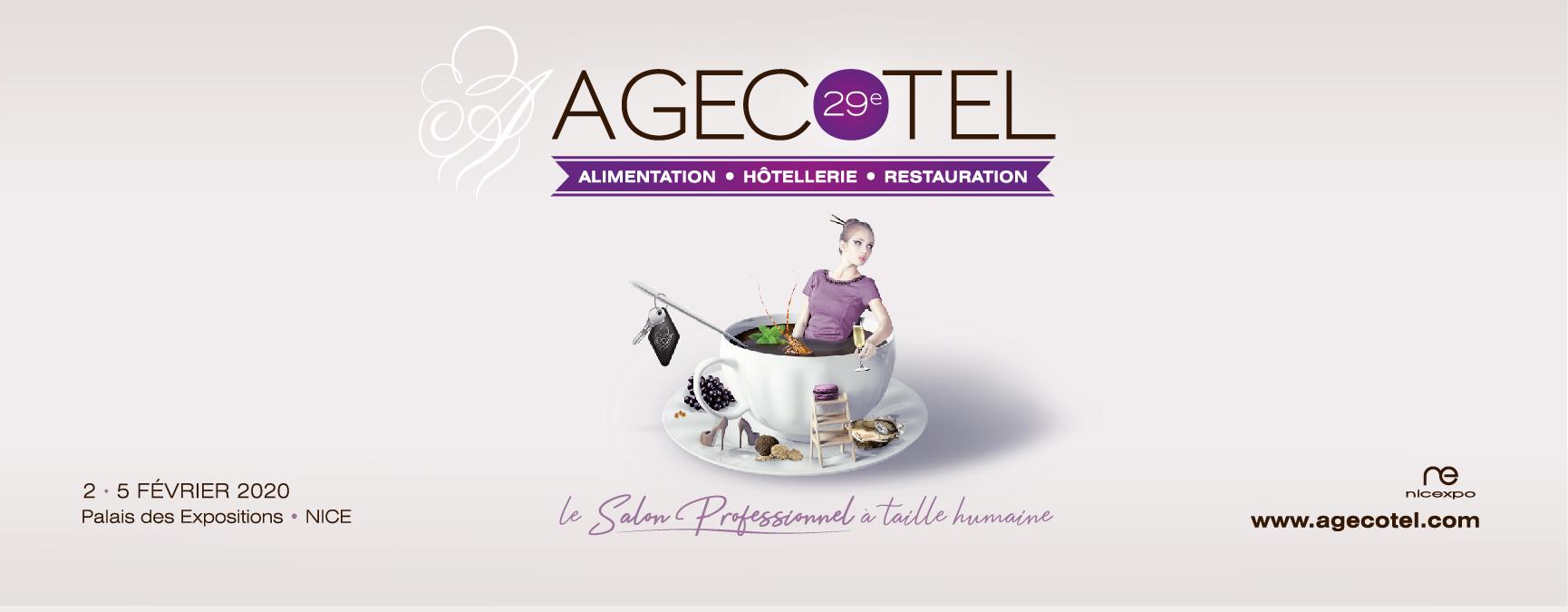 AGECOTEL 2020 du 2 au 5 février