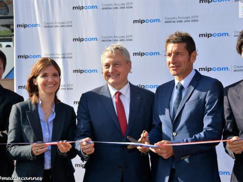 MIPCOM 2019 … 4 pays à l'honneur – Inauguration