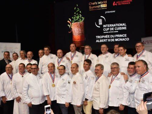 Les dernières tendances culinaires au Chefs World Summit 2019