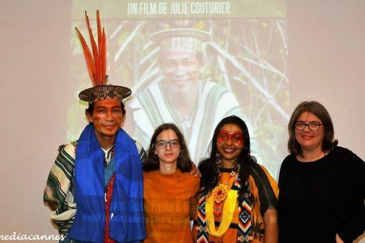 AmazoNice – Benki Piyako, leader du peuple Ashaninka – Carros – Gattières – Nice