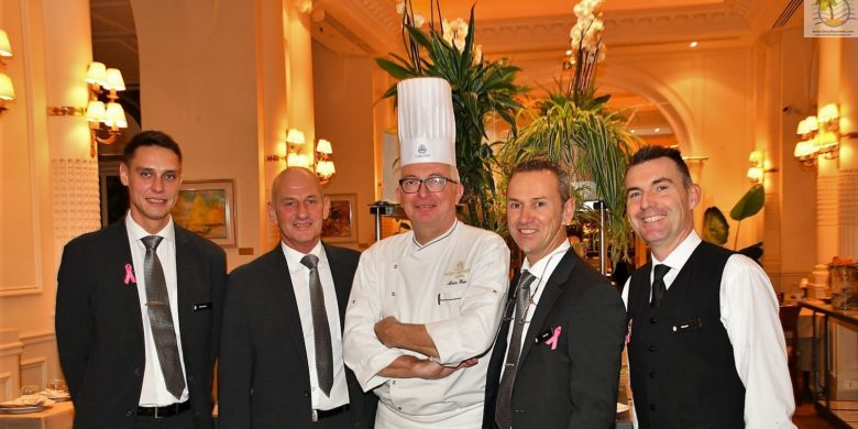 InterContinental Carlton Cannes – What's Cooking … Vendredi, c'est homard et  champagne !
