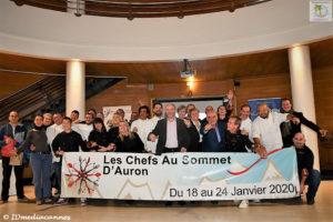 SAVE THE DATE … du 18 au 24 janvier 2020 … tous à Auron !