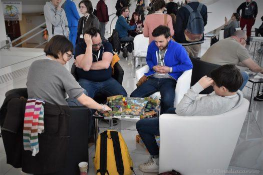Faites vos jeux ! Cannes Festival International des Jeux 2020