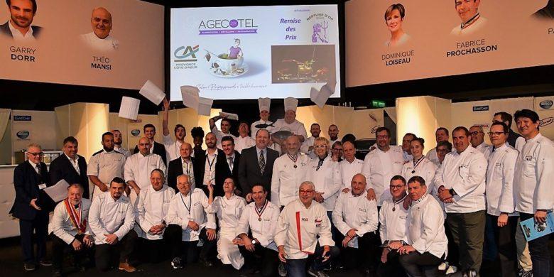Agecotel 2020 – Inauguration – Pro-Am – Neptune d'Or – Maître-d'Hôtel