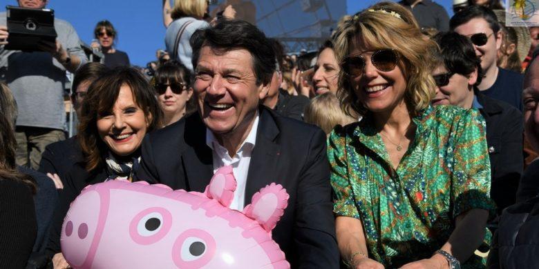 Carnaval De Nice 2020 – Une Miss, une Reine, un Maire et des fleurs